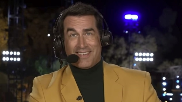 Rob Riggle Has Become the John Madden of Oversized Miniature Golf