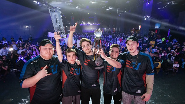 Upsets Ruled and Mountain Dew Game Fuel Flowed at the Call of Duty World League Finals