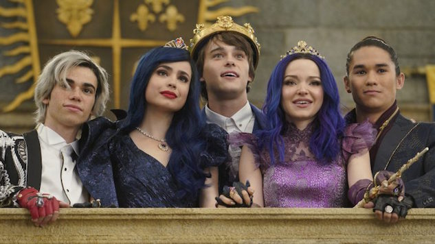Navigating Loss, <i>Descendants 3</i> and the Space Between