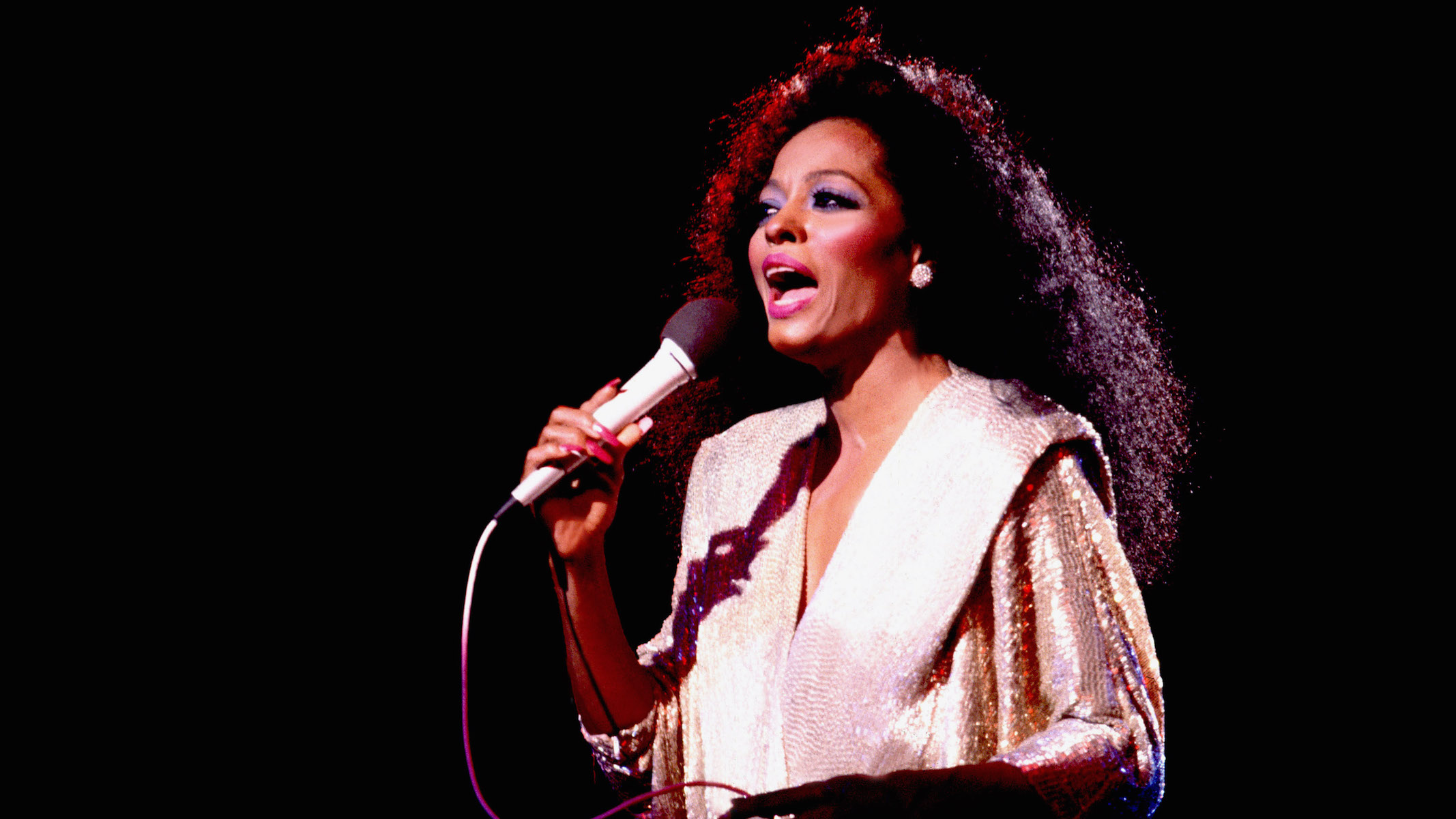 Hear Diana Ross' Famous 1983 Central Park Performance