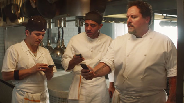 Jon Favreau's <i>Chef</i> Is about a Twitter Fight