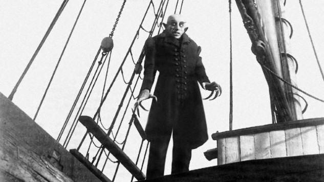 The Best Horror Movie of 1922: <i>Nosferatu</i>