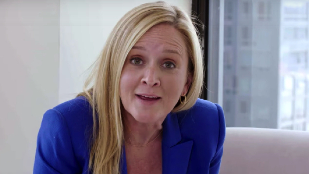 Watch Samantha Bee Make Marianne Williamson an Offer She Can't (But Did) Refuse