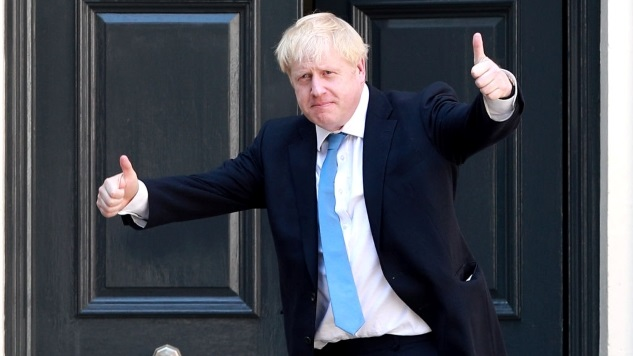 The Funniest Tweets about Boris Johnson Becoming the UK's New Prime Minister