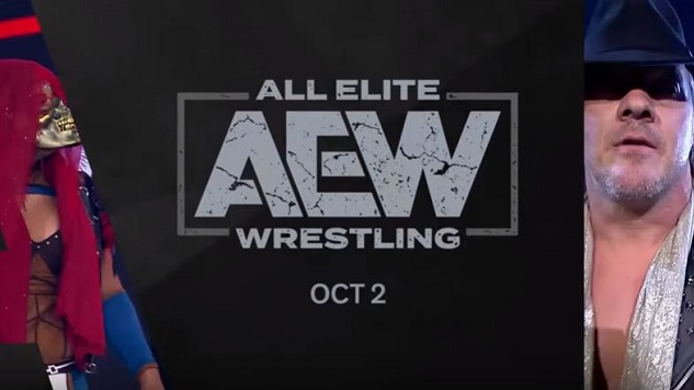 All Elite Wrestling's Weekly TV Show Has a Start Date