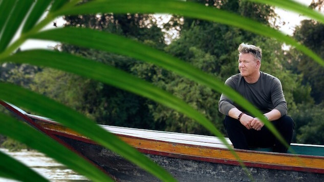 On Food Show Formulas, <i>Gordon Ramsay: Uncharted</i> and the Shadow of Anthony Bourdain