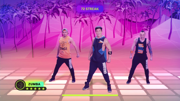 <i>Zumba Burn It Up</i> Brings the Fitness Craze to the Nintendo Switch