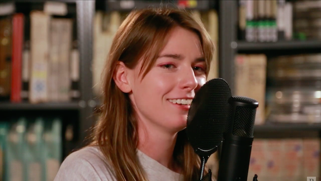 Watch Angie McMahon Perform Cuts from New Album <i>Salt</i> in the <i>Paste</i> Studio