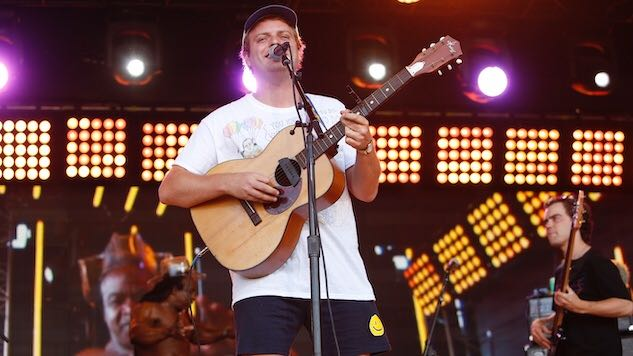 Watch Mac DeMarco's Extended Set on <I>Jimmy Kimmel Live!</I>