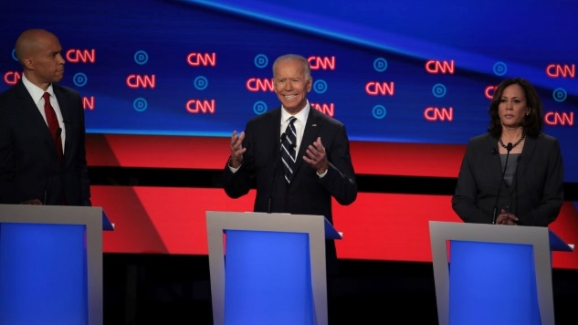 The Funniest Tweets from CNN's Democratic Debates: Night Two