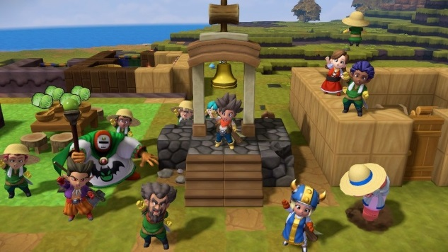 <i>Dragon Quest Builders 2</i> Crafts Up a Good Time That Drags On Way Too Long