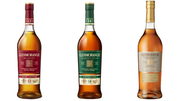 Tasting the Redesigned Glenmorangie Extra Matured Range (Lasanta, Quinta Ruban, Nectar D'Or)