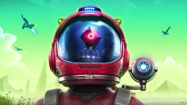 Get Ready to Go <i>Beyond</i> in New  <i>No Man's Sky</i> Update, Launching Later This Month