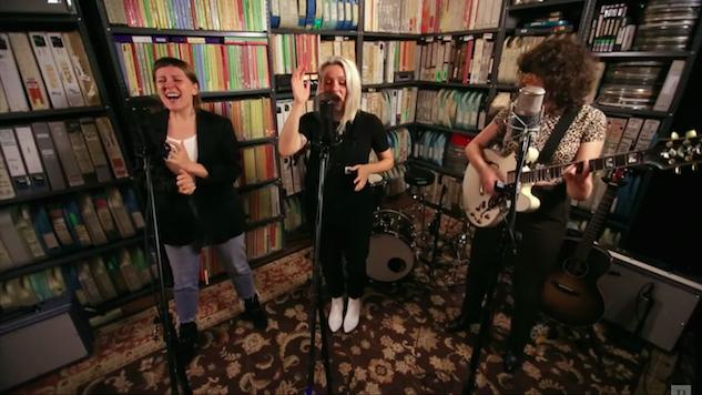 Watch Joseph Share Songs from New Album <i>Good Luck, Kid</i> in the <i>Paste</i> Studio
