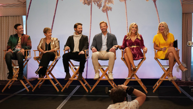 BH90210 Makes Camp an Art Form with Meta Hilarity :: TV :: BH90210