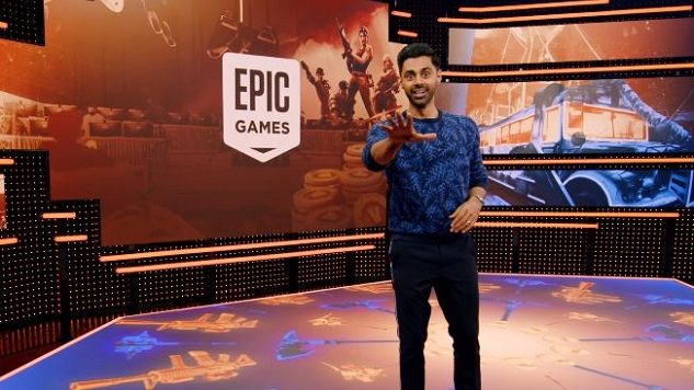 Hasan Minhaj Takes on the Labor Practices of the Videogame Industry on <i>Patriot Act</i>
