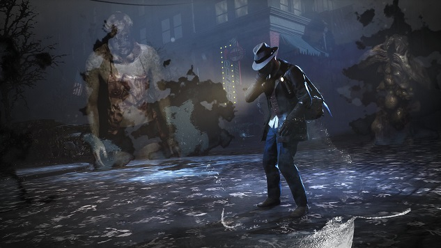 <i>The Sinking City</i> Is the Old Lady Who Swallowed a Fly