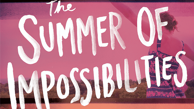 Exclusive Cover Reveal + Excerpt: Teens Find Love in Rachael Allen's <i>The Summer of Impossibilities</i>