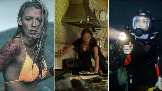 <i>The Shallows</i>, <i>47 Meters Down</i>, <i>Crawl</i> and the Surfacing of a Sub-Genre
