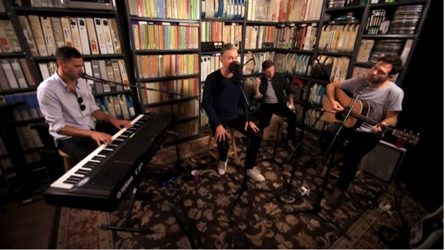 Keane Performs New Tracks and Old Hits on <i>The Paste Podcast</i> Episode 20