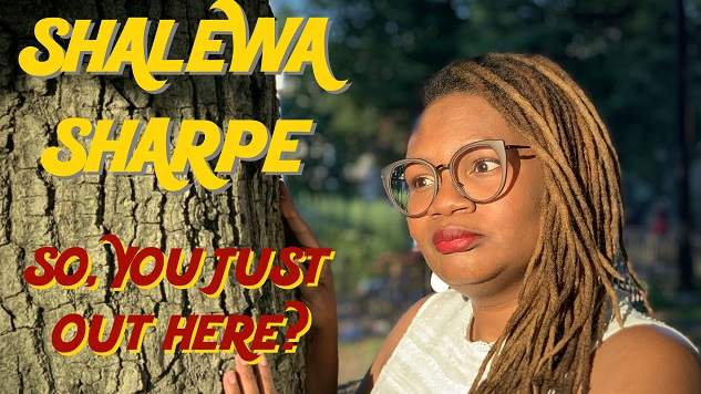 Listen to an Exclusive Preview of Shalewa Sharpe's New Stand-up Album