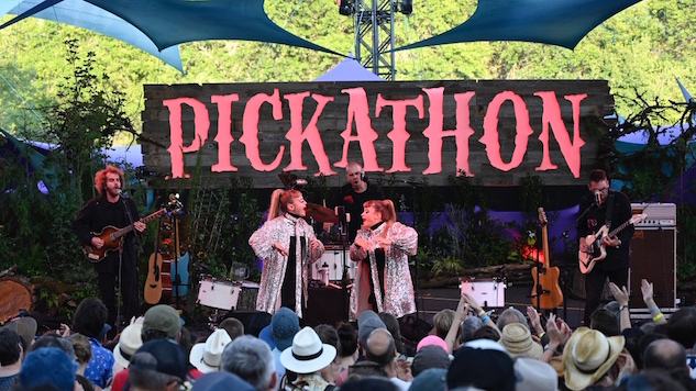 Everyone's Family at Pickathon