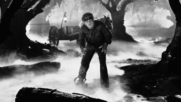 The Best Horror Movie of 1941: <i>The Wolf Man</i>