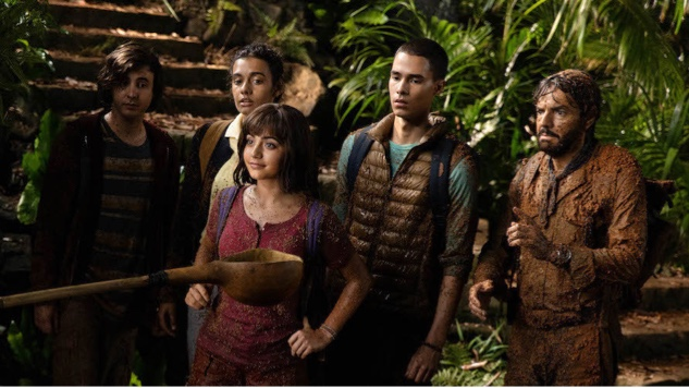 <i>Dora and the Lost City of Gold</i>