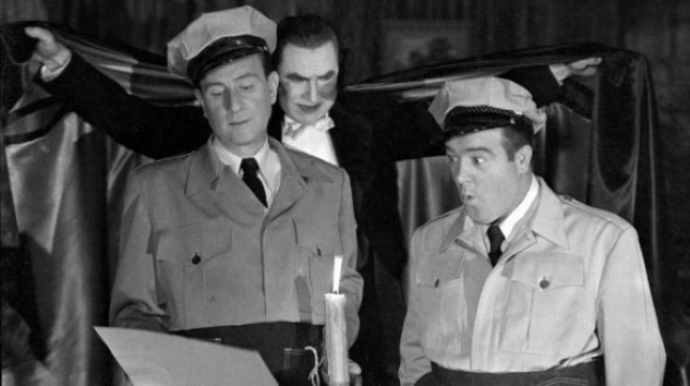 The Best Horror Movie of 1948: <i>Abbott and Costello Meet Frankenstein</i>
