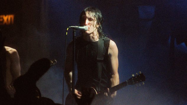 "Watch Nine Inch Nails Perform ""Head Like A Hole"" at Woodstock '94"