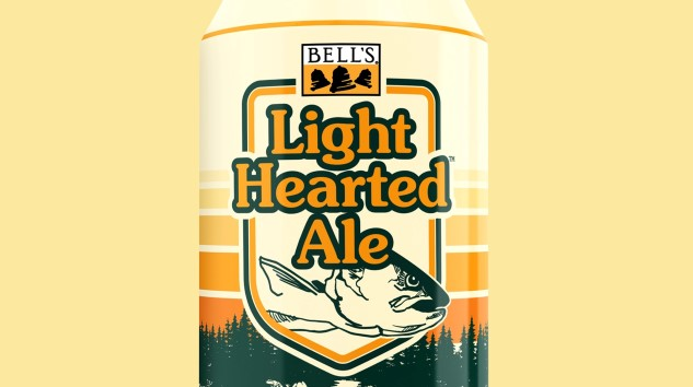 "Bell's Brewery Announces ""Light Hearted,"" The Low-Cal Version of Two Hearted IPA"