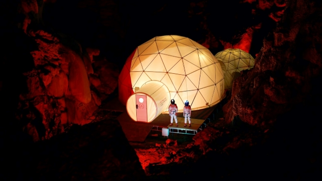 Simulate a Mission to Mars with TripAdvisor Experiences and Astroland Agency