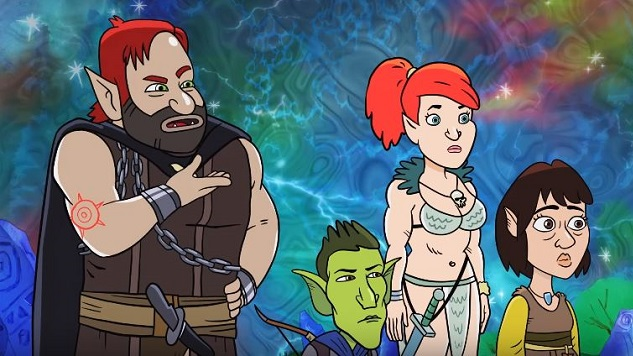 Watch an Exclusive Clip from <i>HarmonQuest</i>'s Latest Episode
