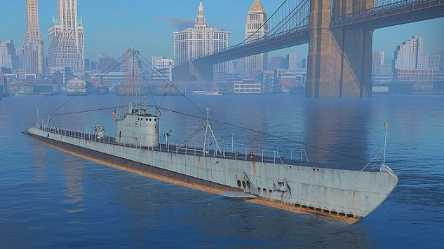 We Became a Submarine Captain in Wargaming's <i>World of Warships</i>