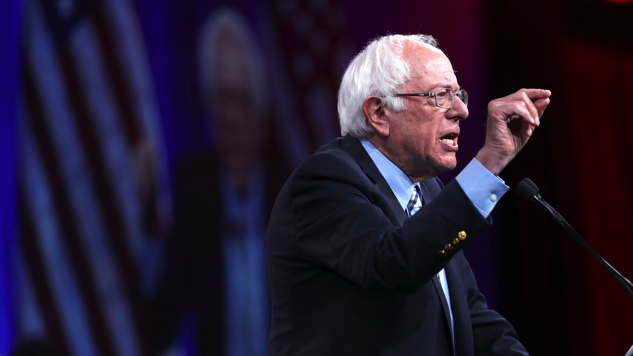 Bernie Sanders Vows to Fight On