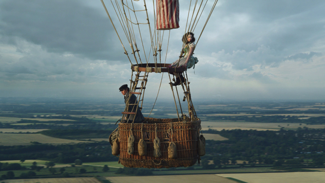 Felicity Jones and Eddie Redmayne Seek Answers in the Sky in Amazon's First <i>The Aeronauts</i> Trailer