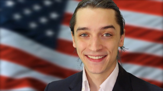 Make America Git Gud with Ace Watkins, The Gamer Candidate for President