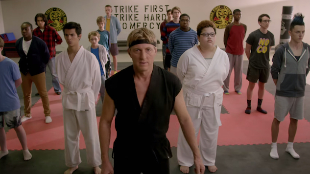 YouTube Is Making <i>Cobra Kai</i> Free to Watch for a Limited Time