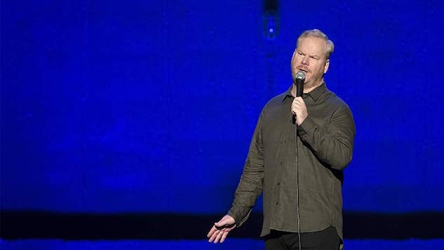 Jim Gaffigan Is as Hilarious and Comfortable as Ever on the Slightly Darker <i>Quality Time</i>