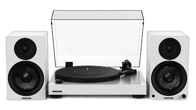 Giveaway: Win a Fluance Turntable and Bookshelf Speakers Bundle!