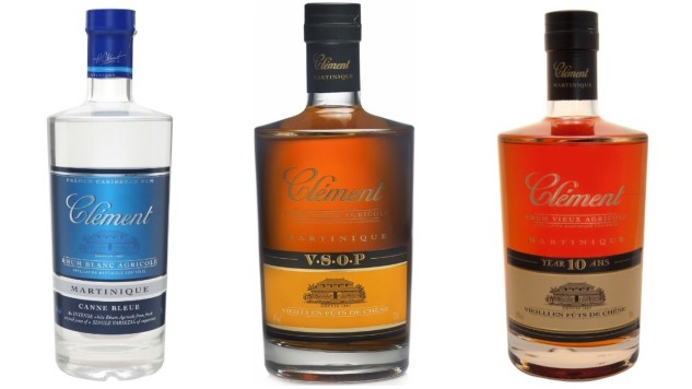Rhum Clément: Tasting Three Classic Martinique Rhum Agricoles