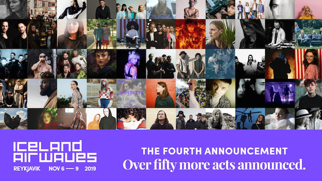 Iceland Airwaves 2019 Announces Final Wave of Performers