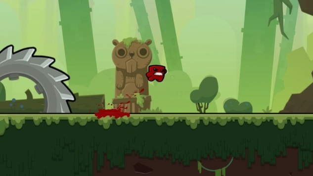 <i>Super Meat Boy Forever</i> Plants the Seeds of Freedom with a Unique Approach to Level Design