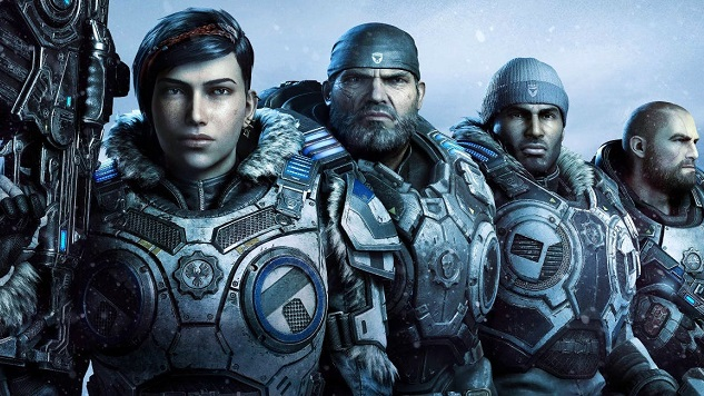 <i>Gears of War 5</i> Is One Bleak House Party