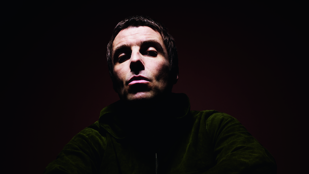 Watch an Exclusive Clip from Liam Gallagher's New Documentary <i>As It Was</i>