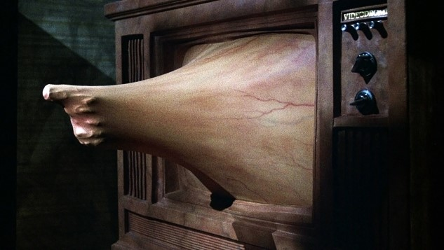 The Best Horror Movie of 1983: <i>Videodrome</i>