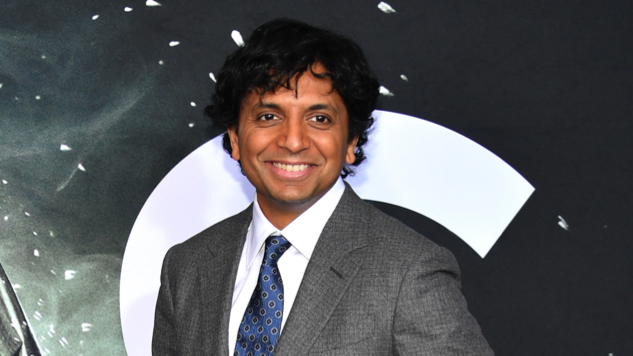 M. Night Shyamalan Sets Two New Movies with Universal