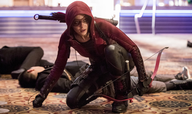 Willa Holland to Return for <i>Arrow</i>'s Final Season