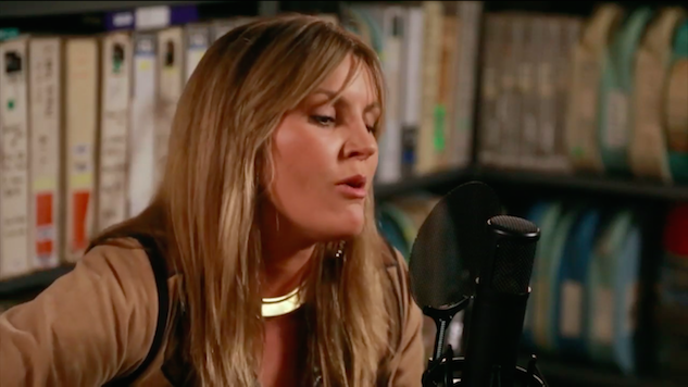 Watch Grace Potter Perform Cuts from New Album <i>Daylight</i> in the <i>Paste</i> Studio
