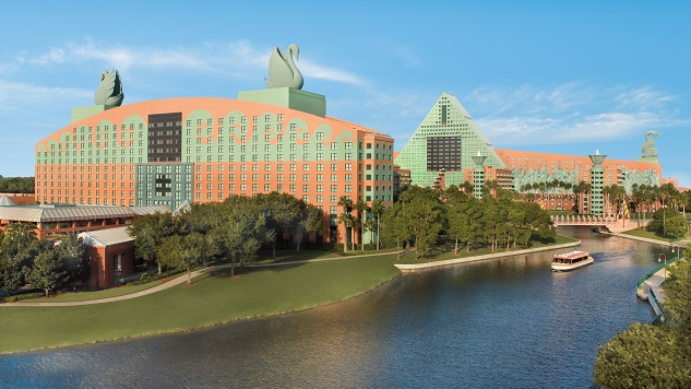 Should You Stay at Walt Disney World's Swan and Dolphin Resorts?